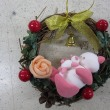 クリスマス用リース