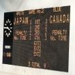日本vsカナダ親善試合in盛岡