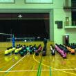 11/3  博多女子中学校練習会