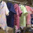 夏の着物(正絹)からアロハシャツ