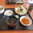 和食 さと 須磨店でのランチ on 2018-7-16