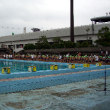 水泳教室開講式