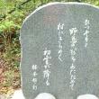 お地蔵さまと歌碑の道  (18-524)