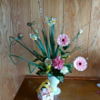 今日は、今年初めての欧風花でした~~!
