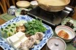 レシピ付き献立 鶏の水炊き・ふろふき大根・ひじき煮