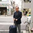 「遠路・北海道より旧友来訪!」