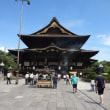 長野市信濃美術館 ウィンザーチェアー展を見に 一人旅