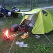 キャンプツーリング:戸隠イースタンキャンプ場D1