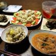【Cooking】母とコラボ料理