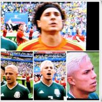 サッカーW杯 ブラジル vs メキシコ