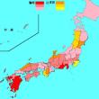 九州でインフル3週連続最多 大分1位,福岡2位=ウイルス3種同時流行
