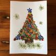 クリスマスカードより年賀状本の出版の方が早かったので 創る順序が逆になり少しへんな気持ちです・・・・