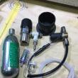 中古 CO2レギュレーターセット