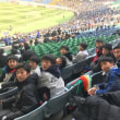 全国高校サッカー選手権大会決勝!