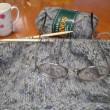 初めての編み物