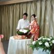 香織先生の結婚式。交通事故、整体、産後調整なら[立川市のヒロ整骨院]