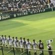 甲子園…(*^^*)