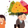 台風と秋バテ