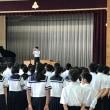 70周年式典に向けての歌の練習