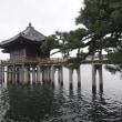 滋賀県・近江八景の一つ「びわ湖 浮御堂(うきみどう)」