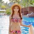 だんだん暑くなる季節、オハナフラワーでは水着が大人気です!