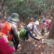 ㉗ 牛頭山登山 : 東峰へ  UP6日目