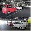 今日は2台の下取り車両を処分売却の為AA会場へ搬入しました!