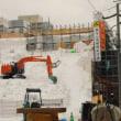 札幌雪祭りの準備中!