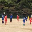 U12トレマッチ&土曜練習