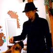 ピエリ1Fで大型犬グレートデンと遊ぶ!