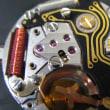 ユニバーサル婦人物クオーツ時計とロレックス紳士物SWモデルを修理です