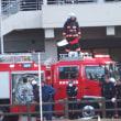 奈良市消防出初式