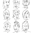 似顔絵クイズ18