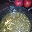 キウイフルーツのジャム作り