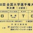 スポーツ No.145 『大学ラグビー入場券 97~99年』