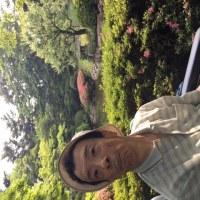 庭園美術館にて