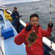 13日カワハギ釣果