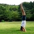 Life is Macrobiotic🌼早朝「緑のヨーガ」(Yoga)