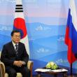 ロ韓漁業協力 投資クオータと漁獲割当の追加について協議