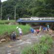 雫石川支流 戸沢川の水生生物調査