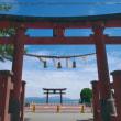 8月5日白鬚神社②