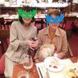 birthdayを友と会食