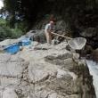 今日の鮎滝_170801