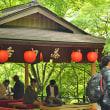 月照さんと富司純子と舌切茶屋