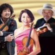 葉加瀬太郎/高嶋ちさ子/古澤巌 、3大ヴァイオリニストが一堂に会するコンサート。