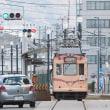 10mmから400mmまで駆使して撮ってます(苦笑) 広島電鉄3000形 #1 1