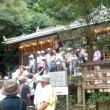 SC(豊能町老人クラブ)ウォーク吉川八幡神社へ毎月第2金曜日