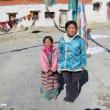 チベット旅行 その7(マナサロワール湖と周辺の寺)