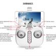 6%off-SYMA X8PRO GPS WIFI FPV HD 720P カメラ ホバー機能 ヘッドレスモード RC クアッドコプター RTF 2.4GHz
