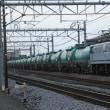 8月29日高崎線神保原駅付近にて209系配給を撮影